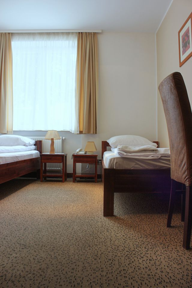 Double Room 'Twin' - hotel auschwitz
