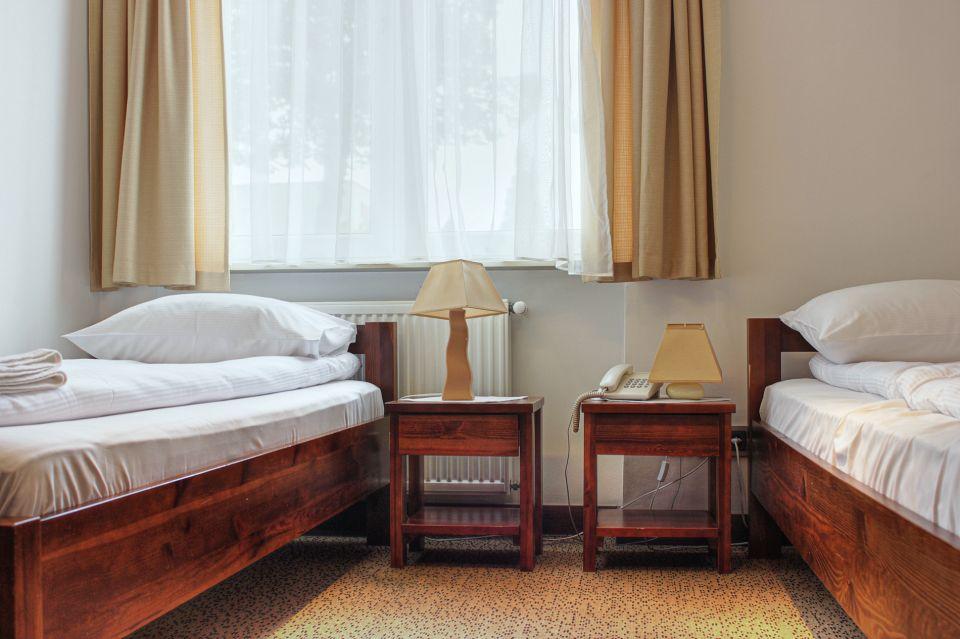 Double Room 'Twin' - noclegi oświęcim