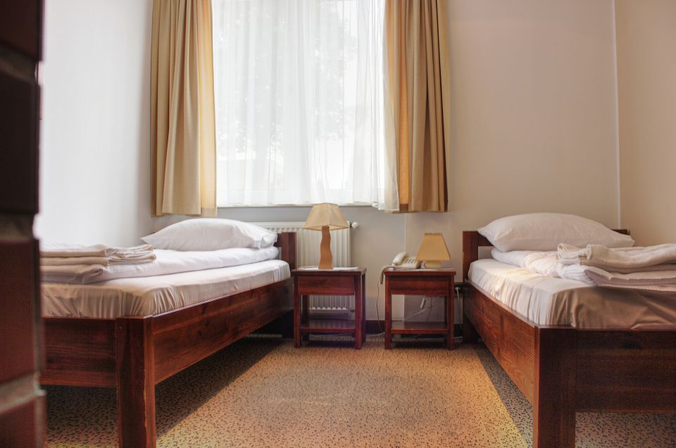 Double Room 'Twin' - hotel oświęcim